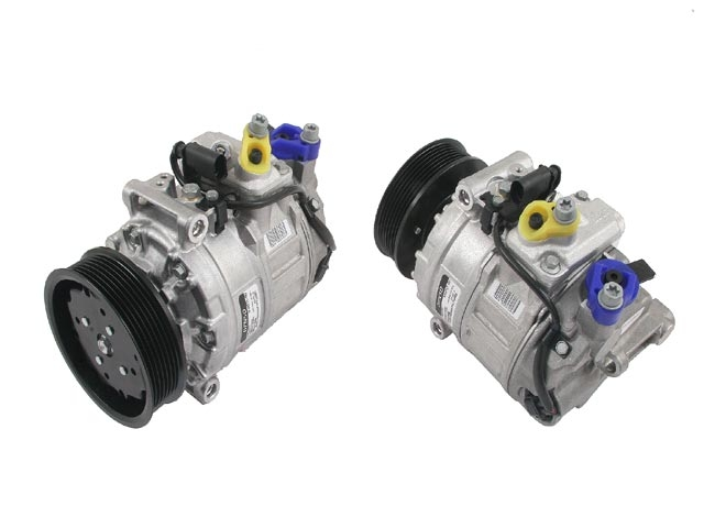Audi AC Compressor > Audi Q7 A/C Compressor