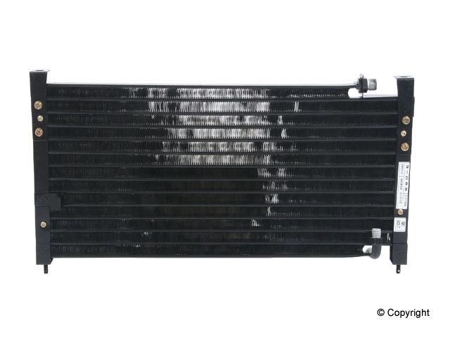Honda CRX AC Condenser > Honda CRX A/C Condenser