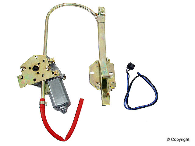 Audi 4000 Window Regulator > Audi 4000 Quattro Window Regulator