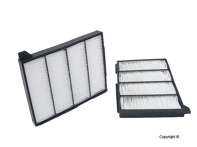 Subaru Cabin Filter > Subaru Forester Cabin Air Filter