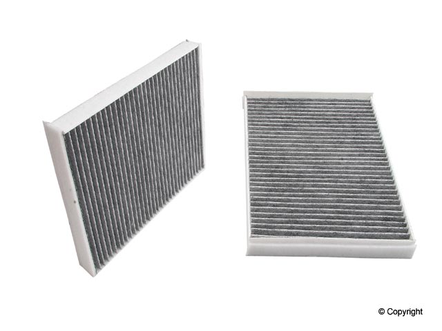 VW Cabin Filter > VW Touareg Cabin Air Filter