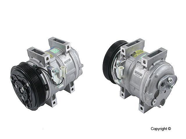 Volvo AC Compressor > Volvo C70 A/C Compressor
