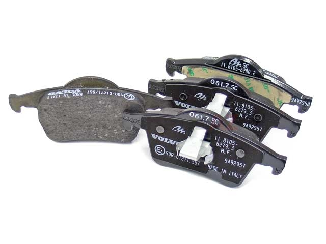 Volvo Brake Pads > Volvo S60 Disc Brake Pad