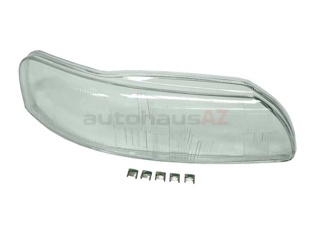 Volvo V70 Headlight Lens > Volvo V70 Headlight Lens