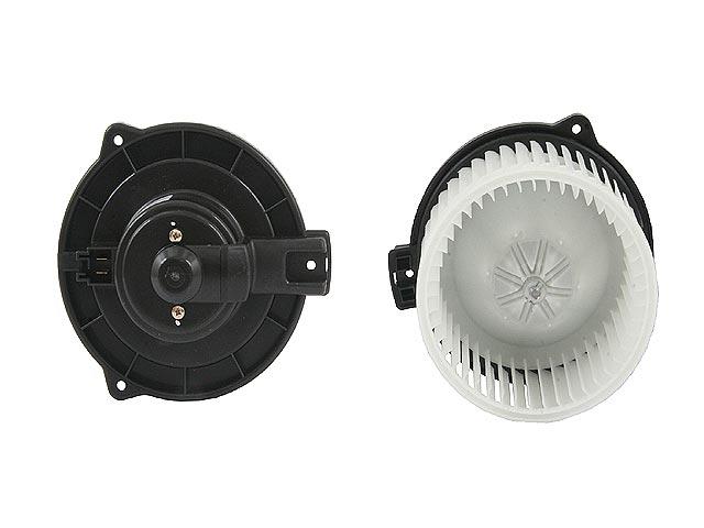 Toyota AC Blower Motor > Toyota Sienna HVAC Blower Motor