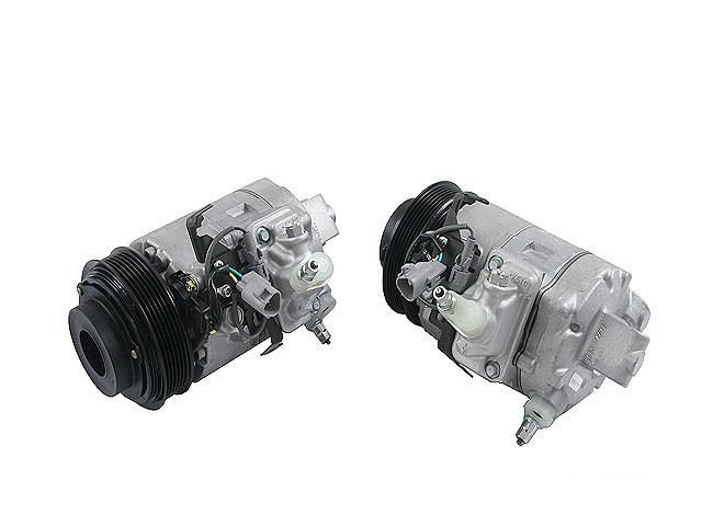 Lexus GS400 AC Compressor > Lexus GS400 A/C Compressor