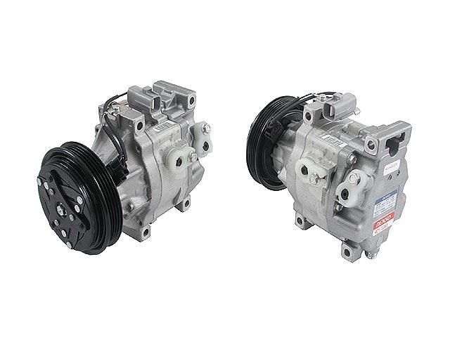 Toyota Echo AC Compressor > Toyota Echo A/C Compressor