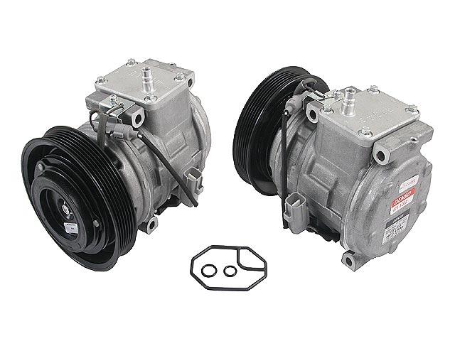 Toyota Corolla AC Compressor > Toyota Corolla A/C Compressor