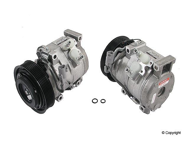Toyota AC Compressor > Toyota Solara A/C Compressor
