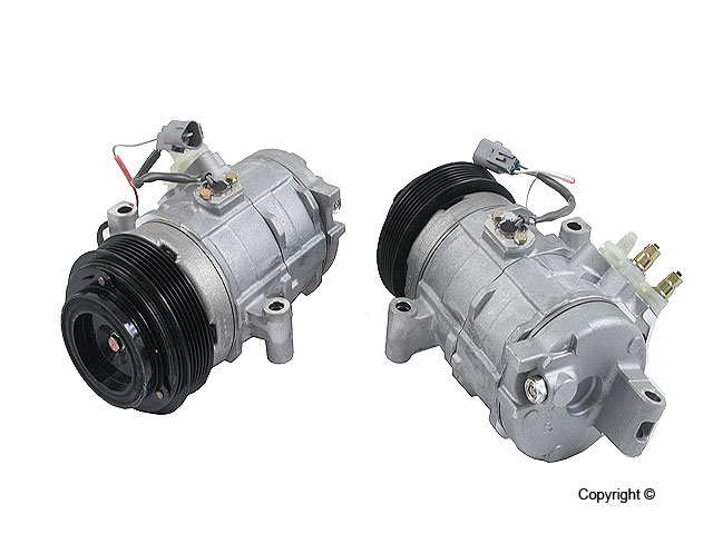 Toyota Sequoia AC Compressor > Toyota Sequoia A/C Compressor