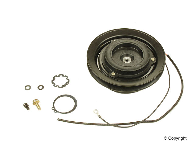 Toyota AC Clutch > Toyota Land Cruiser A/C Compressor Clutch
