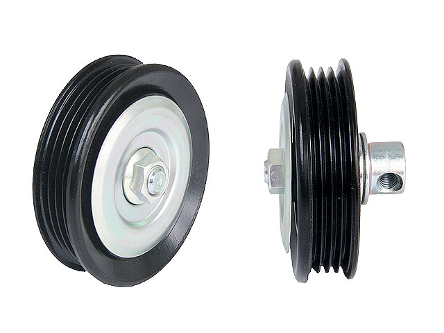 Toyota AC Idler Pulley > Toyota T100 A/C Drive Belt Idler Pulley