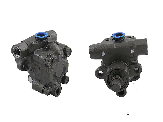 Isuzu Power Steering Pump > Isuzu Trooper Power Steering Pump