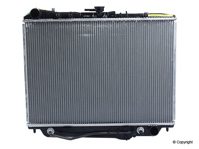 Honda PasSport Radiator > Honda PasSport Radiator