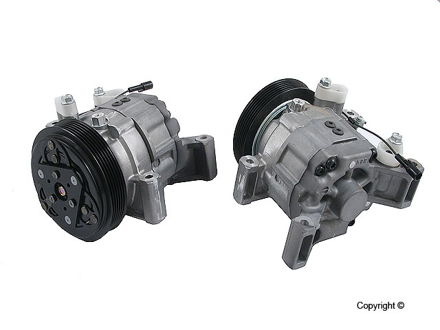 Honda PasSport AC Compressor > Honda PasSport A/C Compressor