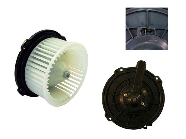 Honda PasSport Blower Motor > Honda PasSport HVAC Blower Motor