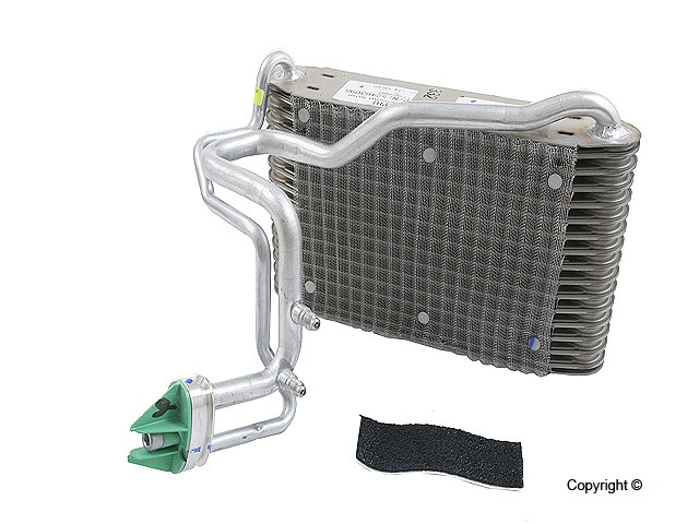 Audi AC Evaporator > Audi Cabriolet A/C Evaporator Core