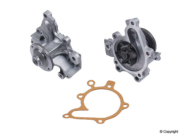 Mazda 6 Water Pump > Mazda 626 Engine Water Pump