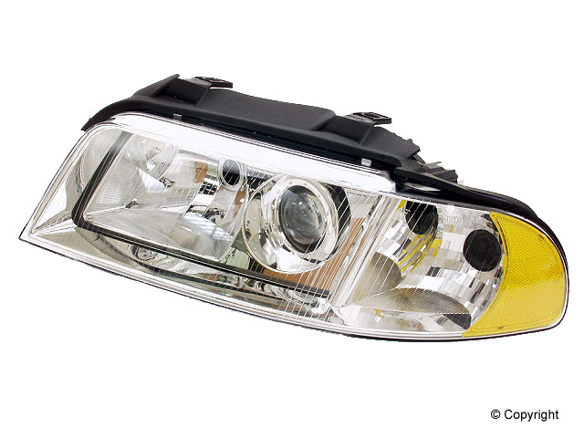 Audi S4 Headlight Assembly > Audi S4 Headlight Assembly