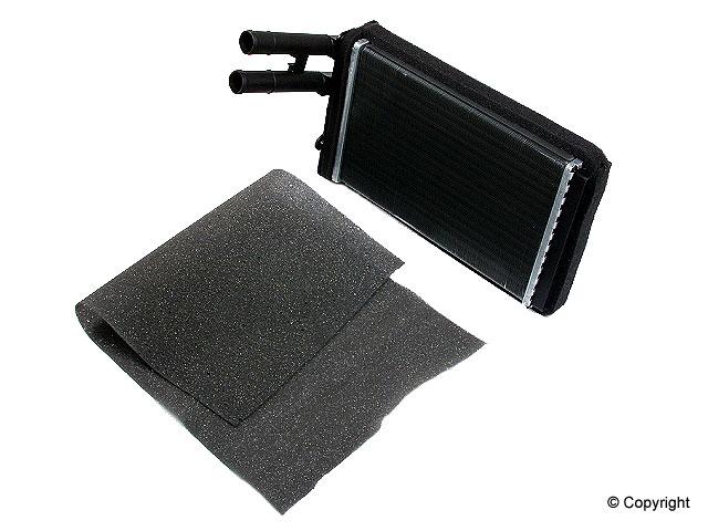 Audi Cabriolet Heater Core > Audi Cabriolet HVAC Heater Core