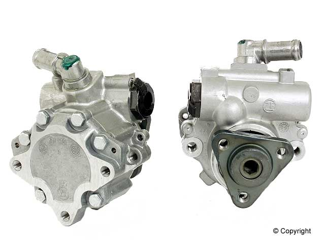 Audi Power Steering Pump > Audi A4 Quattro Power Steering Pump