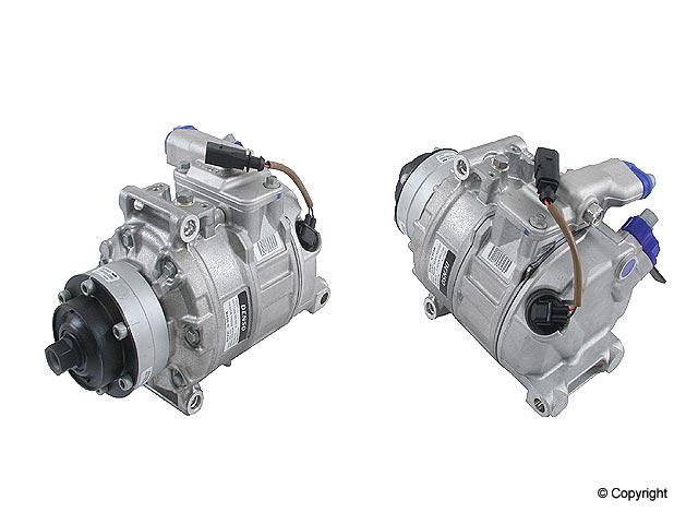 Audi S4 AC Compressor > Audi S4 A/C Compressor
