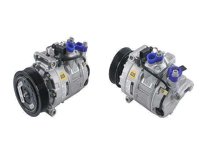 Audi AC Compressor > Audi A4 A/C Compressor