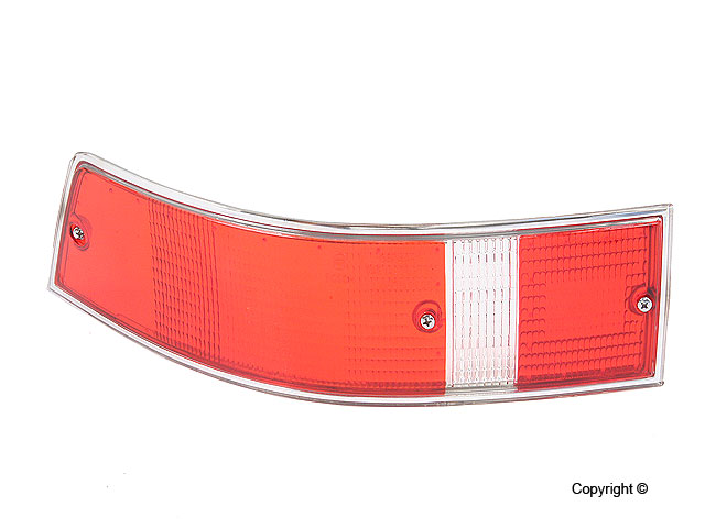 Porsche Tail Light Lens > Porsche 911 Tail Light Lens