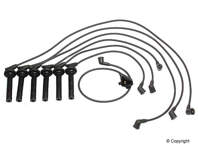 Acura Legend Spark Plug Wires > Acura Legend Spark Plug Wire Set