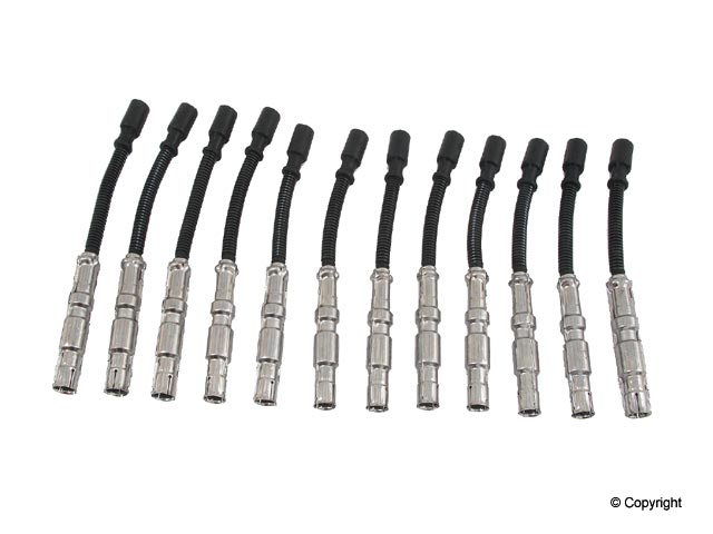 Mercedes Ignition Wire Set > Mercedes ML320 Spark Plug Wire Set