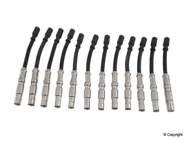 Mercedes C320 Spark Plug Wires > Mercedes C320 Spark Plug Wire Set