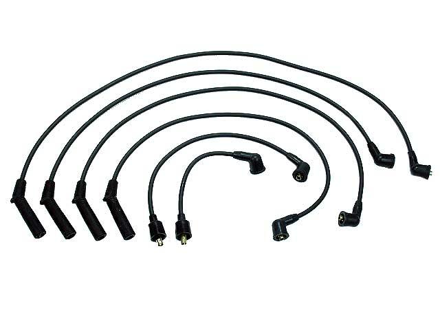 Mitsubishi Cordia Spark Plug Wires > Mitsubishi Cordia Spark Plug Wire Set