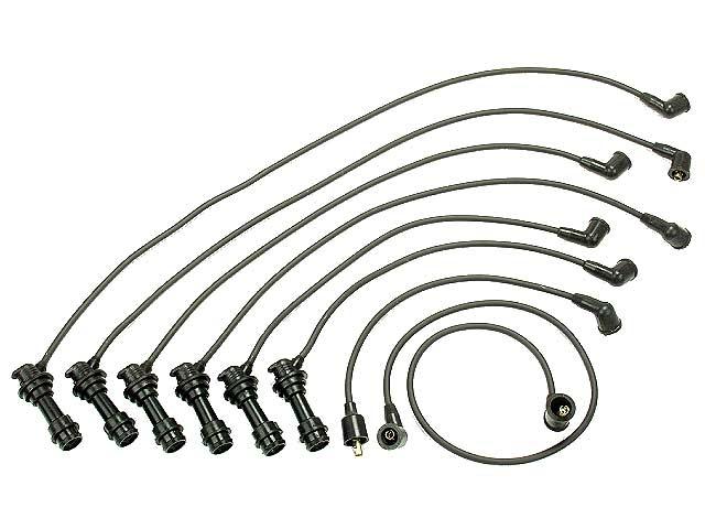 Toyota Cressida Spark Plug Wires > Toyota Cressida Spark Plug Wire Set