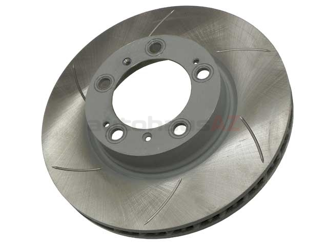 Porsche Cayman Brake Disc > Porsche Cayman Disc Brake Rotor