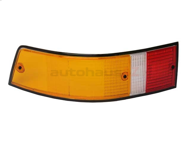 Porsche 930 Tail Light Lens > Porsche 930 Tail Light Lens