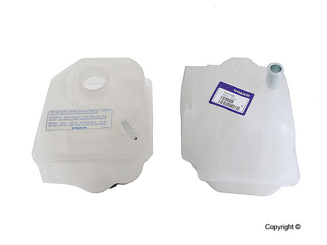 Volvo 850 > Volvo 850 Engine Coolant Recovery Tank
