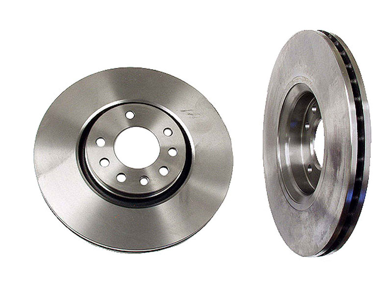 Saab 9-5 Rotors > Saab 9-5 Disc Brake Rotor