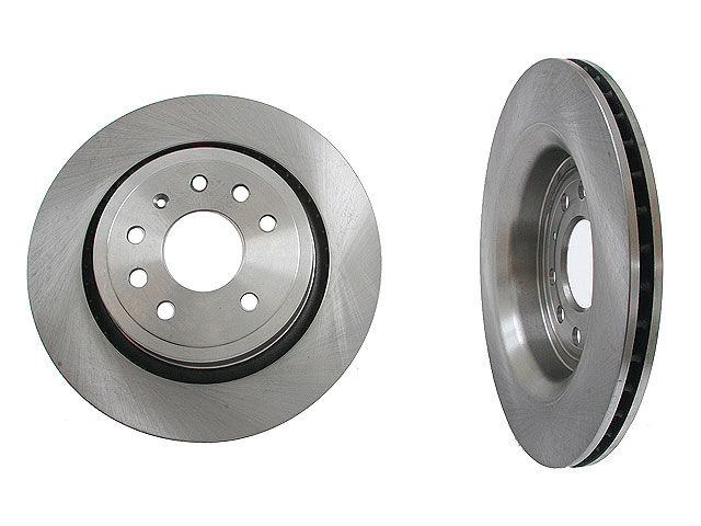 Saab Brake Rotors > Saab 9-3 Disc Brake Rotor