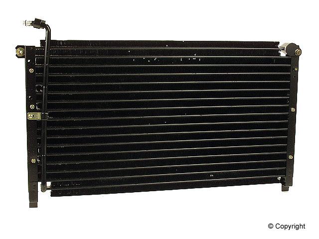 Nissan AC Condenser > Nissan D21 A/C Condenser