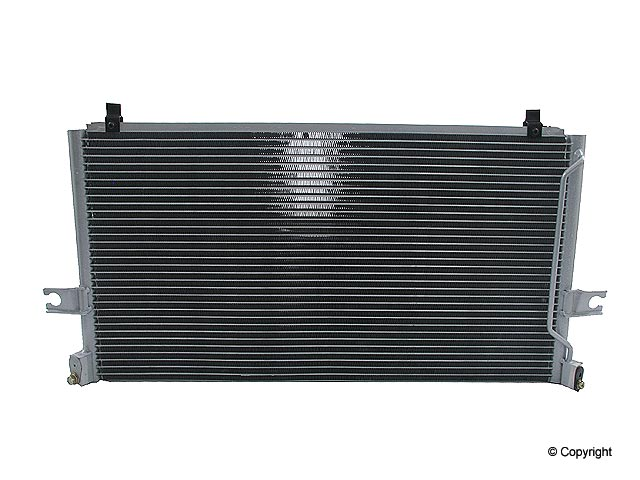 Nissan AC Condenser > Nissan Altima A/C Condenser