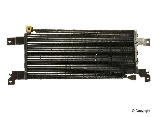 Nissan AC Condenser > Nissan Pulsar NX A/C Condenser