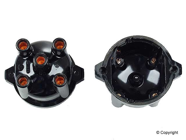 VW Karmann Ghia Distributor Cap > VW Karmann Ghia Distributor Cap