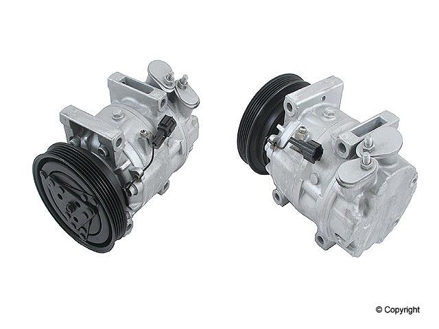 Infiniti AC Compressor > Infiniti QX4 A/C Compressor