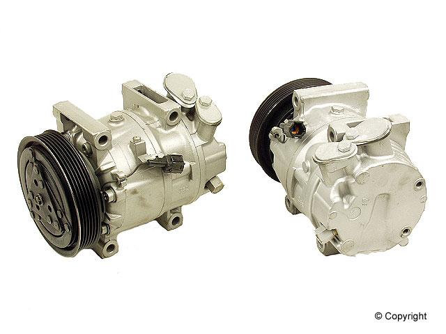 Nissan AC Compressor > Nissan Maxima A/C Compressor