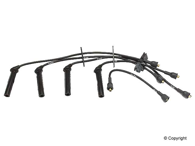 Saab Ignition Wire Set > Saab 9-3 Spark Plug Wire Set