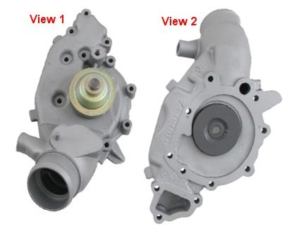 Porsche Water Pump > Porsche 944 Engine Water Pump