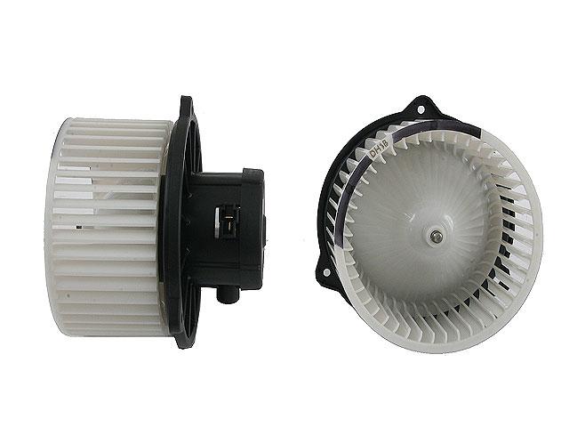 Hyundai Heater Motor > Hyundai Santa Fe HVAC Blower Motor