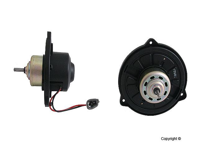 Hyundai Blower Motor > Hyundai Accent HVAC Blower Motor
