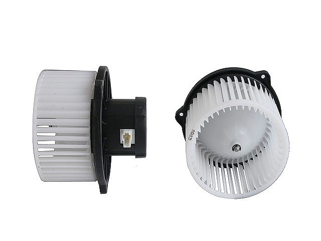 Hyundai Heater Motor > Hyundai Accent HVAC Blower Motor