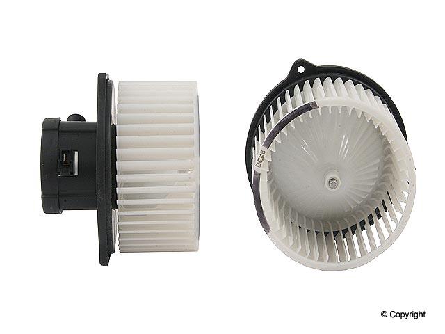 Hyundai AC Blower Motor > Hyundai Santa Fe HVAC Blower Motor